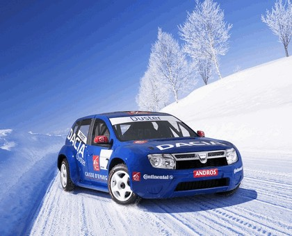 2009 Dacia Duster Competition - Trophée Andros 1