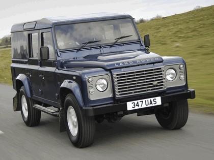 2009 Land Rover Defender 110 Utility Wagon - UK version 2