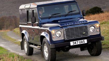 2009 Land Rover Defender 110 Utility Wagon - UK version 7