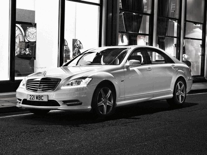 2009 Mercedes-Benz S350 CDI AMG Sports Package - UK version 2