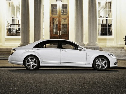 2009 Mercedes-Benz S350 CDI AMG Sports Package - UK version 3