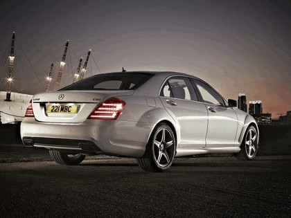2009 Mercedes-Benz S350 CDI AMG Sports Package - UK version 4