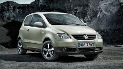 2009 Volkswagen Fox Style 3