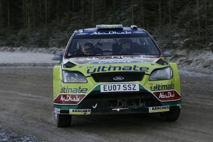 2008 Ford Focus WRC 2