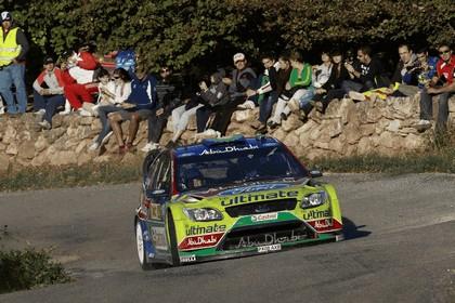 2009 Ford Focus WRC 1
