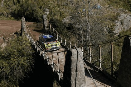 2009 Ford Focus WRC 14