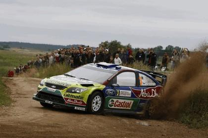 2009 Ford Focus WRC 38