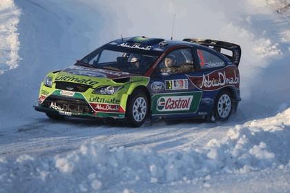 2009 Ford Focus WRC 78