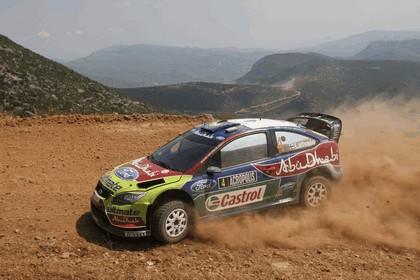 2009 Ford Focus WRC 85