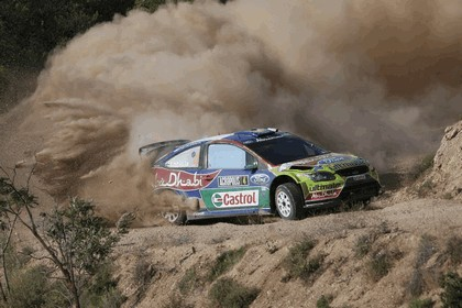 2009 Ford Focus WRC 86