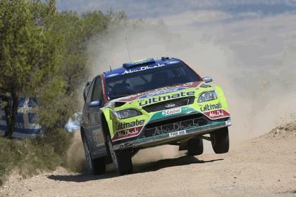 2009 Ford Focus WRC 89