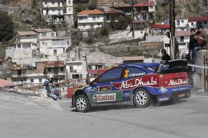 2009 Ford Focus WRC 105