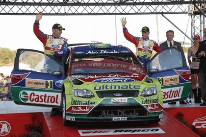 2009 Ford Focus WRC 107