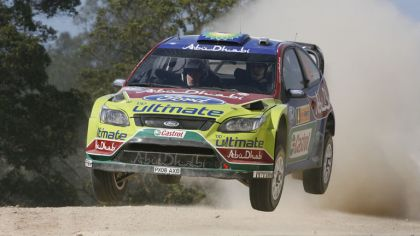 2009 Ford Focus WRC 3