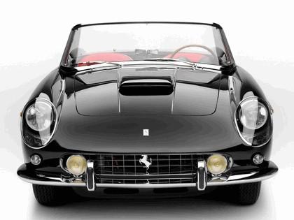 1962 Ferrari 400 Superamerica cabriolet 8