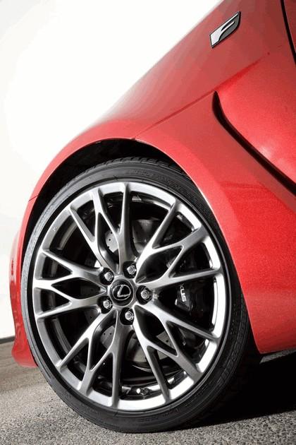 2010 Lexus IS-F 12