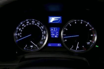 2010 Lexus IS-F 19