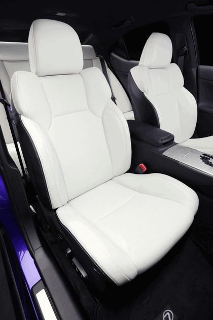 2010 Lexus IS-F 23