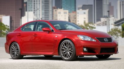 2010 Lexus IS-F 3