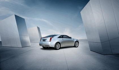 2010 Cadillac CTS coupé 3