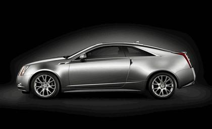 2010 Cadillac CTS coupé 4
