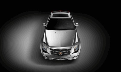 2010 Cadillac CTS coupé 5