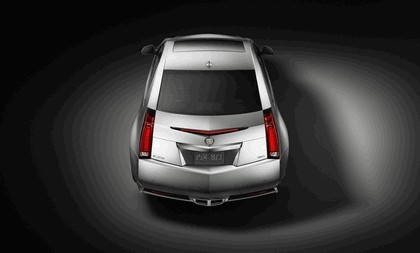 2010 Cadillac CTS coupé 6