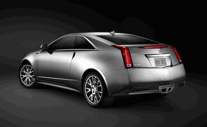 2010 Cadillac CTS coupé 7