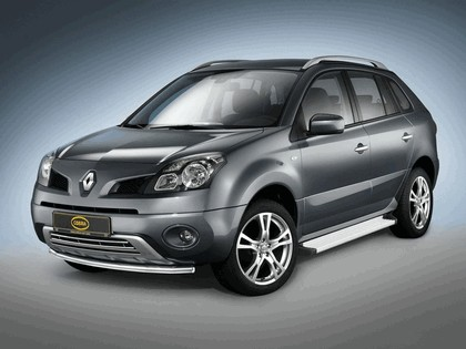 2008 Renault Koleos by Cobra Technologies 1