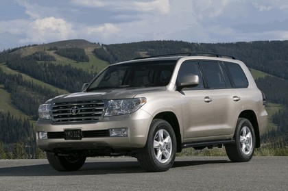2009 Toyota Land Cruiser 2