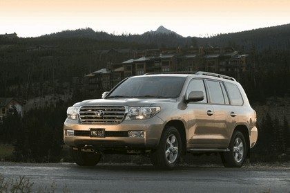 2009 Toyota Land Cruiser 6