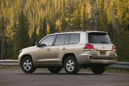 2009 Toyota Land Cruiser 8