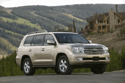 2009 Toyota Land Cruiser 9