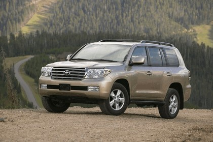 2009 Toyota Land Cruiser 10