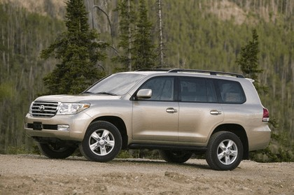2009 Toyota Land Cruiser 11