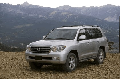 2009 Toyota Land Cruiser 15