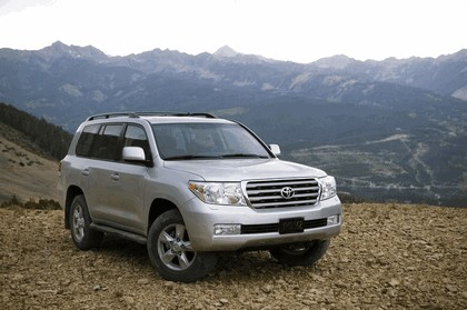 2009 Toyota Land Cruiser 16