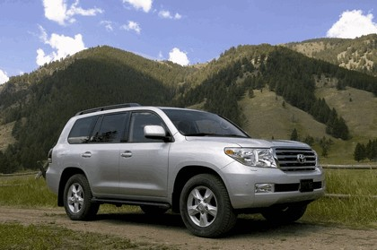 2009 Toyota Land Cruiser 19