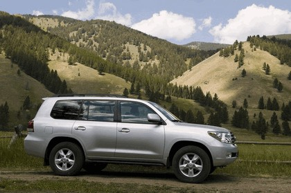 2009 Toyota Land Cruiser 20