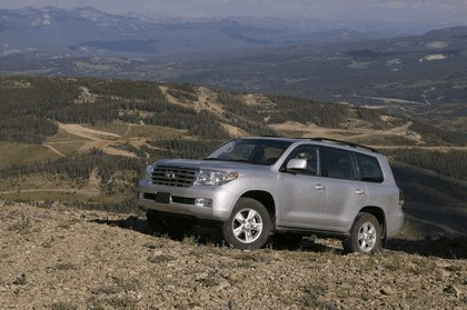 2009 Toyota Land Cruiser 21