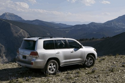 2009 Toyota Land Cruiser 22