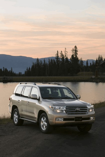2009 Toyota Land Cruiser 25