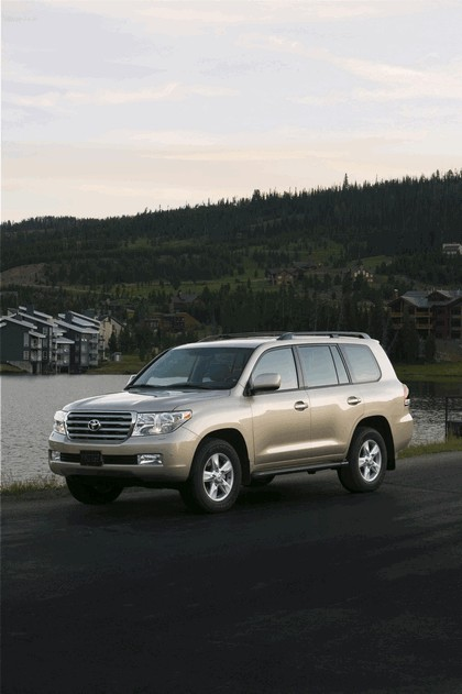 2009 Toyota Land Cruiser 26