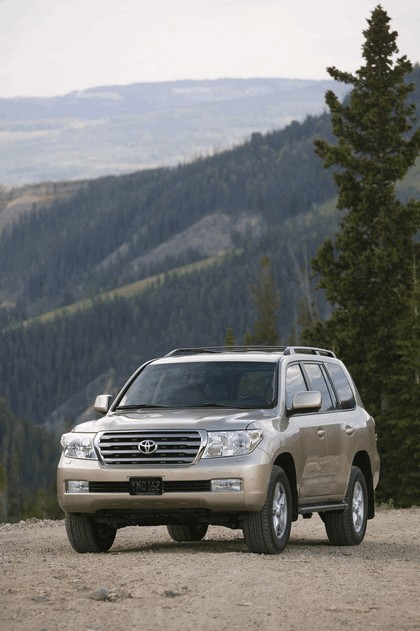 2009 Toyota Land Cruiser 28