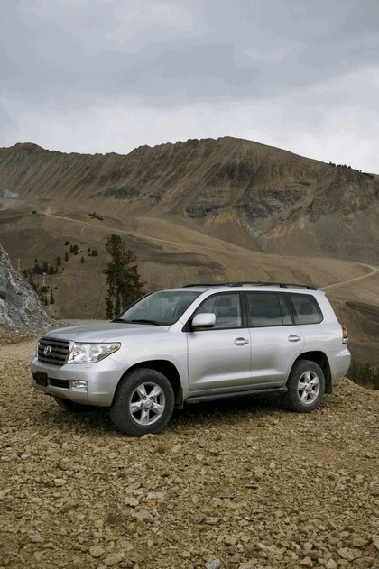 2009 Toyota Land Cruiser 33