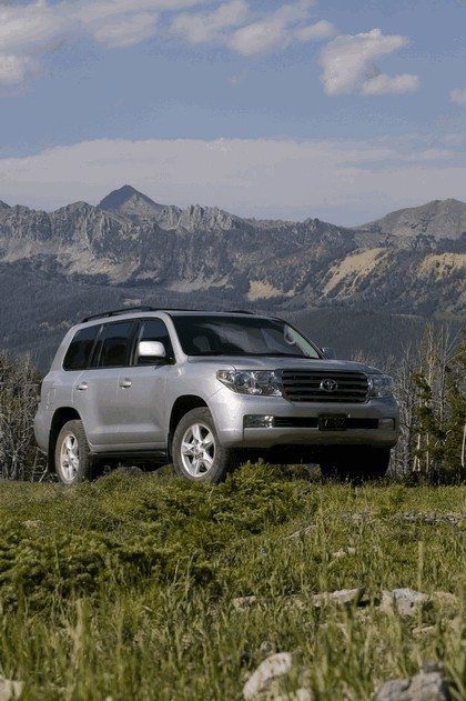 2009 Toyota Land Cruiser 37