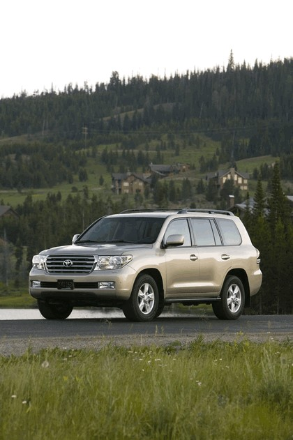2009 Toyota Land Cruiser 38