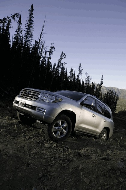 2009 Toyota Land Cruiser 41