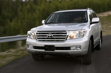 2009 Toyota Land Cruiser 42