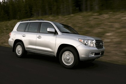 2009 Toyota Land Cruiser 43